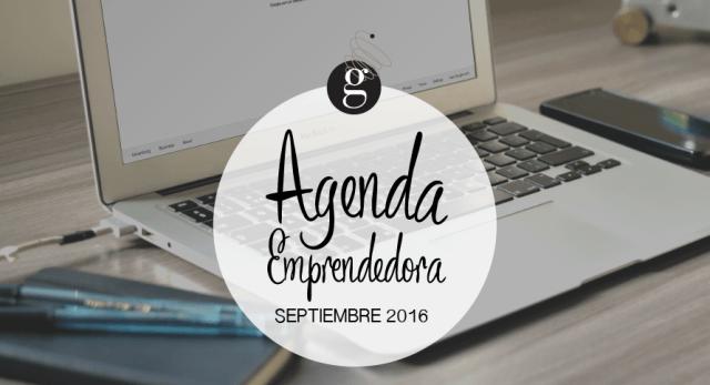 Agenda Emprendedora: Septiembre