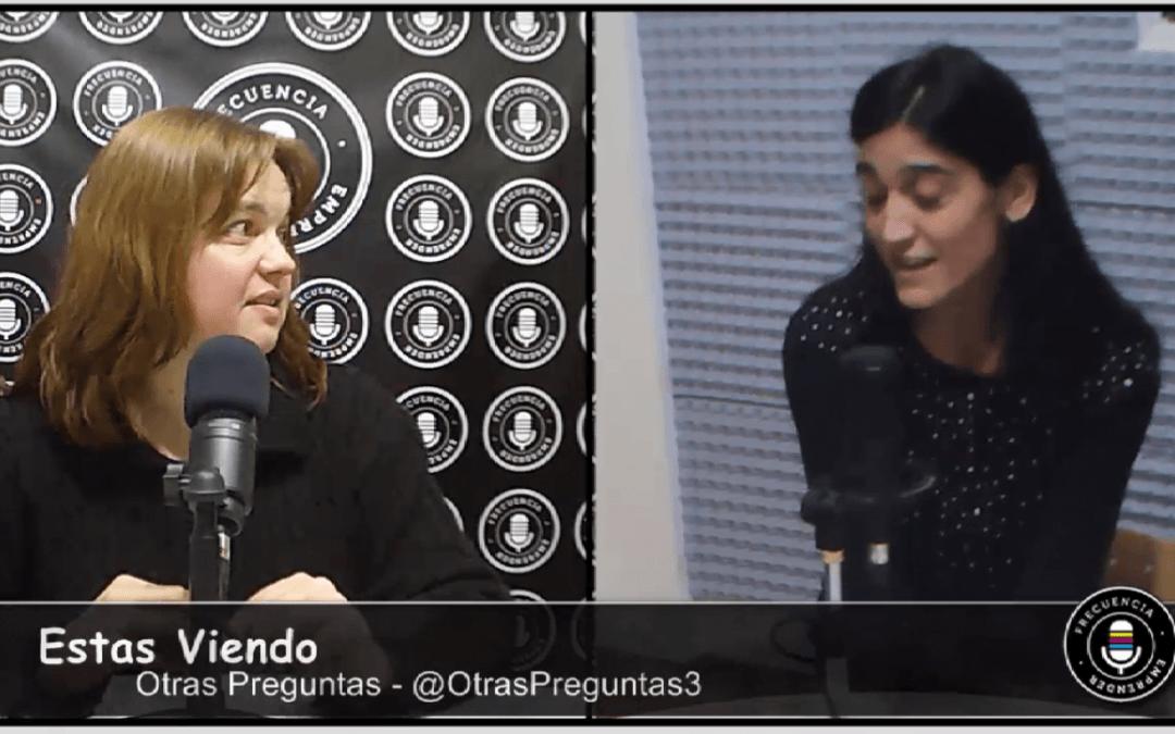 Claudina Kutnowski en Frecuencia Emprender