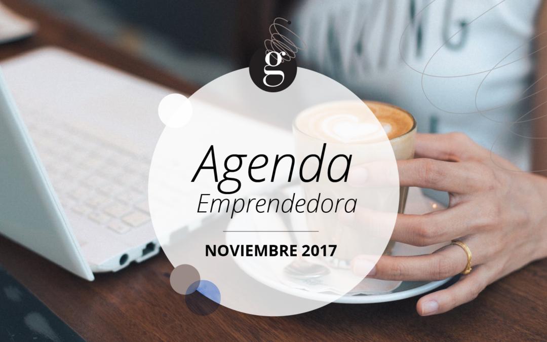 Agenda Emprendedora: Noviembre