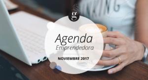 Agenda Emprendedora Noviembre