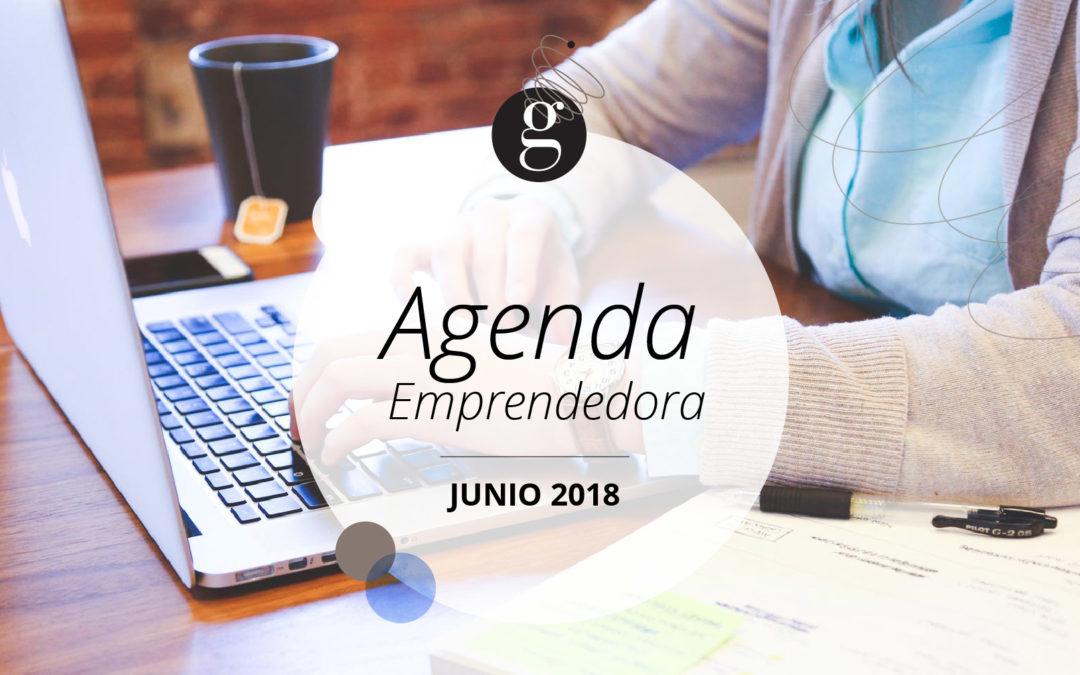 Agenda Emprendedora: Junio