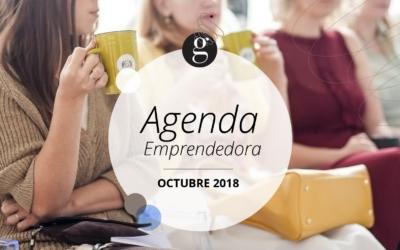 Agenda Emprendedora: Octubre